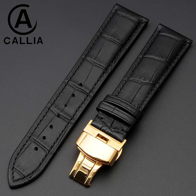 Wholesale 10PCS/lot High Quality Genuine Calf Hide Leather Watch Strap  Band  men and women watch bracelets Accessories 12-24MM high quality genuine calf hide leather for diesel watch strap band for dz7257 dz7345 27mm 28mm 30mm 32mm 34mm man watchband tool