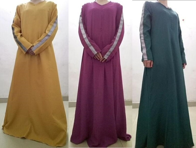 2016 Fashion Muslim font b Abaya b font Dubai font b Islamic b font Clothing For