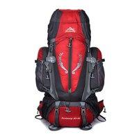 2017 Hot Large Size 85L Outdoor Backpack Travel Multi Purpose Climbing Backpacks Hiking Waterproof Rucksacks Camping