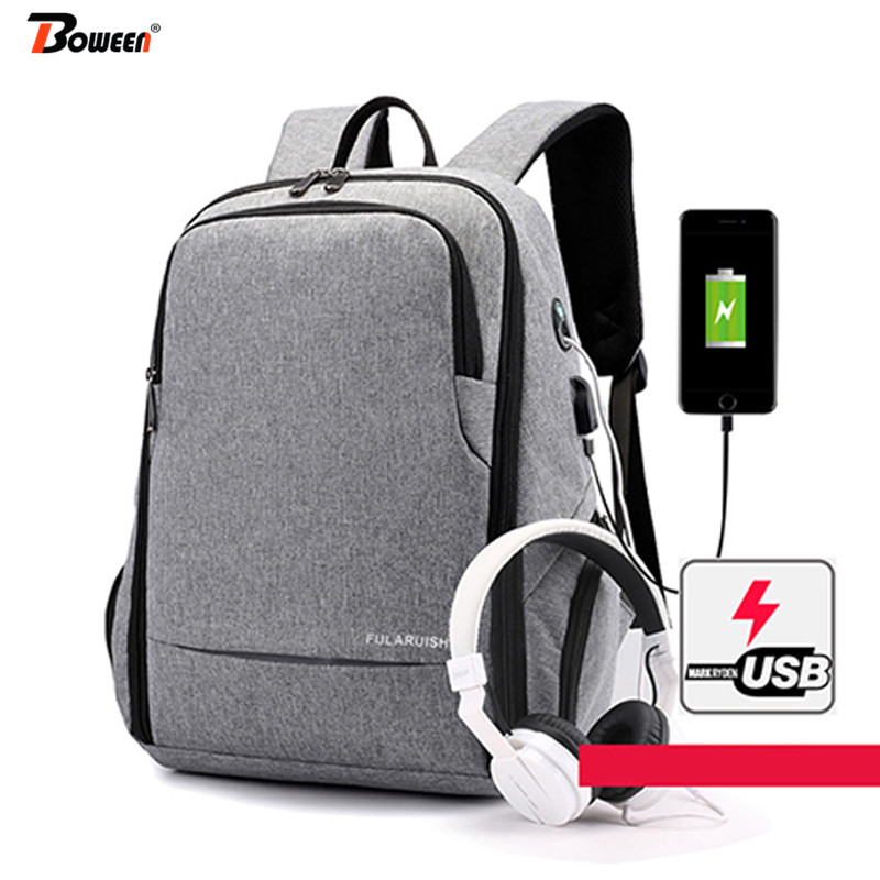 USB Charging Laptop Backpack Men Oxford College Wind High Student School Bags Large Capacity Travel Back Pack Male Bag Pack 2019USB Charging Laptop Backpack Men Oxford College Wind High Student School Bags Large Capacity Travel Back Pack Male Bag Pack 2019