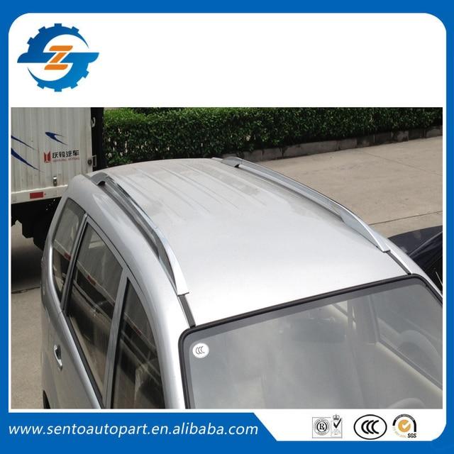 Hot Sale Aluminium Alloy Sticker Install M80 Roof Rail Bar For XENIA /  Avanza M80 2011