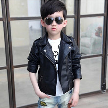 Kids clothes Boys Winter outerwear Girls Warm PU leather jacket Casaco Girls faux fur jackets Children high quality tops grandwish new kids jackets kids pu leather jacket boys and girls leather coat children outerwear leather jacket 3t 14t sc061