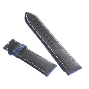 Image 3 - Reef Tiger/RT Top Quality Black Nylon Leather Watch Strap for Men Nylon Strap Dive Watch Band Free Shopping RGA3035