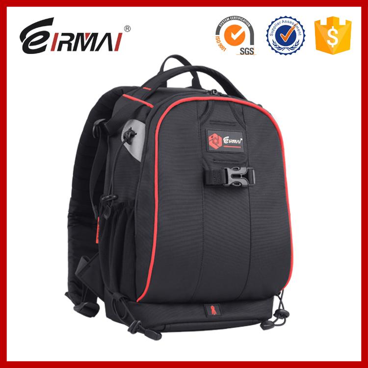 Prix pour Appareil photo REFLEX sac caméra sac rouge appareil photo numérique balles photographie REFLEX sac à dos