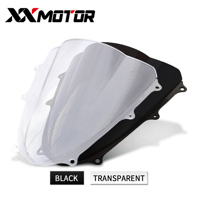 Windshield Windscreen shroud Fairing For Suzuki GSXR1000 K9 2009 2010 2011 2012 2013 201 ...