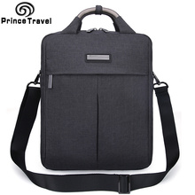 2016 New Design Men Bags Men Shoulder Bag Famous Brand Design Waterproof Messenger Bag High Quality Women Brand Bag Grey Black