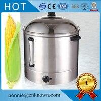 Hohe Quqlity 48L lebensmittel grade SS lebensmittel dampfkessel süße mais dampfkessel süße wärmer freies verschiffen