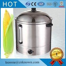 Wysoka Quqlity 48L food grade S.S. żywności kocioł parowy słodka kukurydza kocioł parowy słodki cieplej darmowa wysyłka
