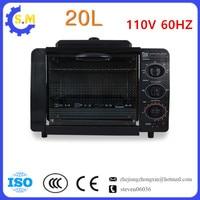 25L Home Use Baking Ovens USA Standard Bakery Equipments 110V 60HZ
