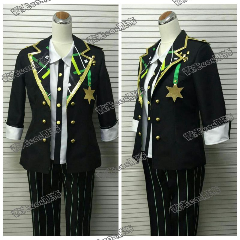 Cartoo Japanese Anime Six Gravity THE ANIMATION cosplay YAYOI HARU cos costume suit Unisex Christmas Halloween Party