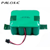 PALO 14 4V Ni MH 3500mAh Sweeping Vacuum Robot High Quality Rechargeable Battery Pack For KV8