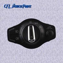 Chrome Headlight Fog Light Switch Control 8K0941531AK For Audi A4 B8 S4 2009-2012 QUATTRO A5 S5 CABRIOLET Q5