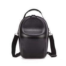 Portable Messenger Bags PU Travel Handbag Shoulder Bag Case Suitcase DJI Goggles FPV Box New For DJI Spark Mavic Pro Accessories