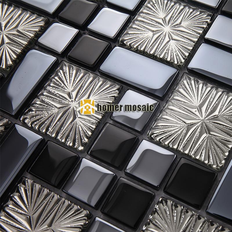 Online get cheap zilver backsplash tegels  aliexpress.com ...