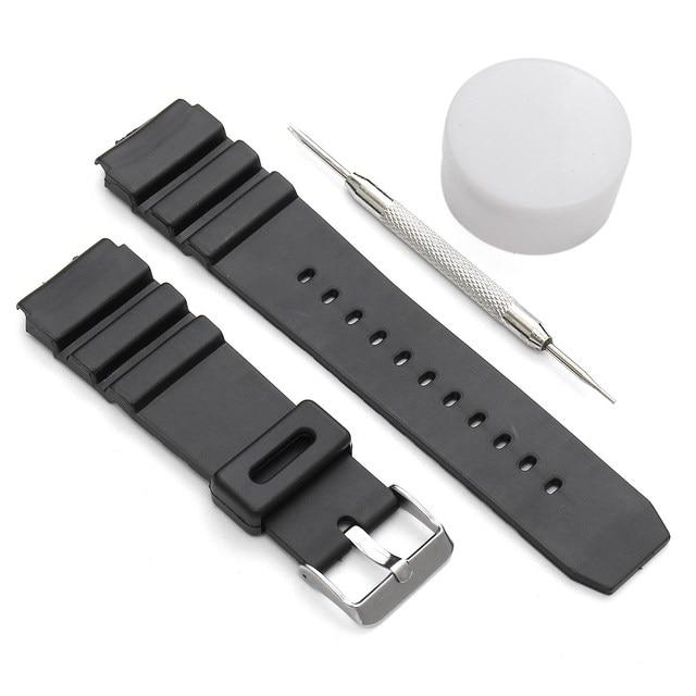 Силиконовый браслет для часов купить выбрать часы в подарок мужчине на