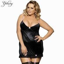 Yehury New Style Women Sexy Lingerie Nightdress Babydoll Lingerie Sexy Hot Erotic Nightwear Plus Size Sexy Costume
