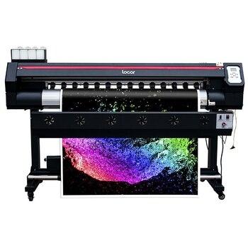 Wide Format Sublimation Printing Machine 160cm XP600 Plotter Printer Inkjet Large Format Sublimation Paper Printer 1.6m