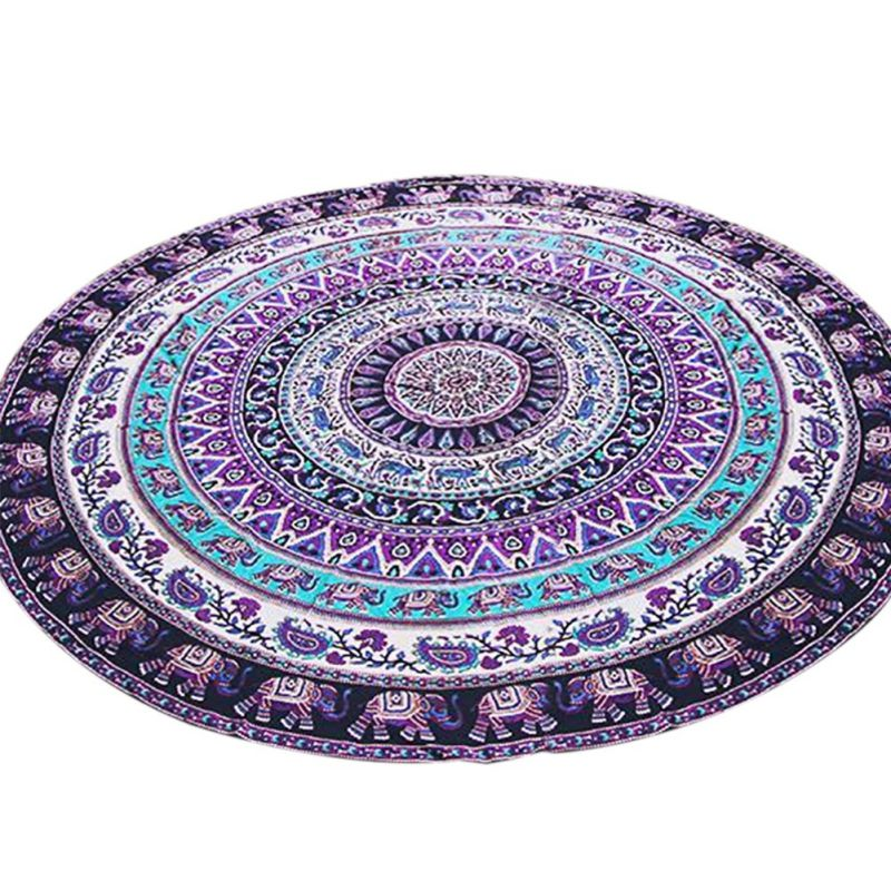 Smart Electronics Smart Home Vintage Round Tapestry Mandala Boho Hippie Tapestry Beach Mats Indian Towel Spare No Cost At Any Cost