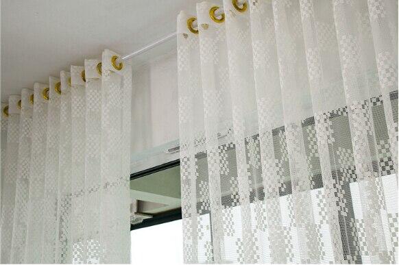 Cortina De Tela Para Cortinas Verano Estilo De La Puerta Decorativa - Tela-para-cortina