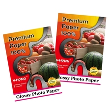 Photographic Quality Colorful Graphics Output glossy photo paper
