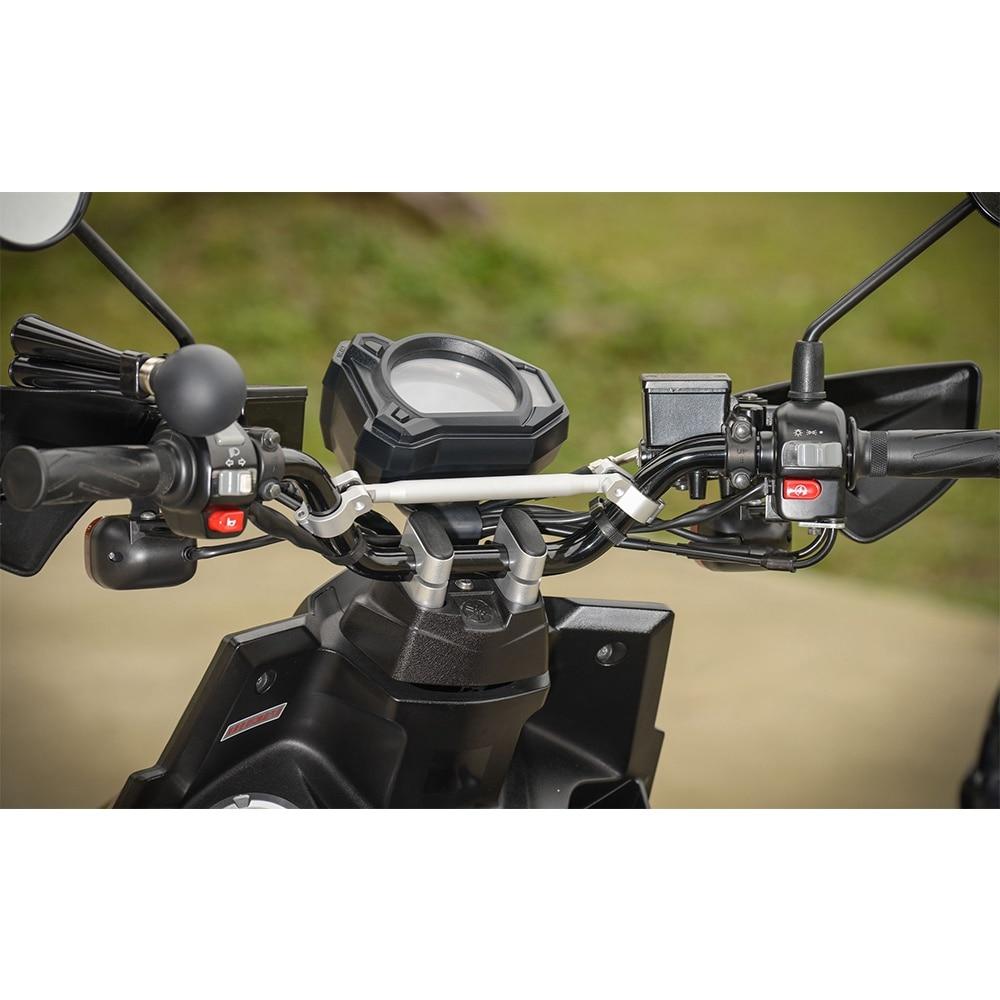 SMOK Universal Motorcycle Handlebar Handle Bar Crossbar For BMW R1200GS LC KTM 1290 Super Adventure Duke 390 125 Benelli TRK 502 (4)