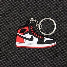 05d8e3b69a49dd Mini AJ1 key pendant classic color Jordan 1 generation sneakers key chain  custom aj keychain basketball · 12 Colors Available