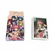 Anime Poker Puella Magi Madoka Magica Toy for Collection Gam