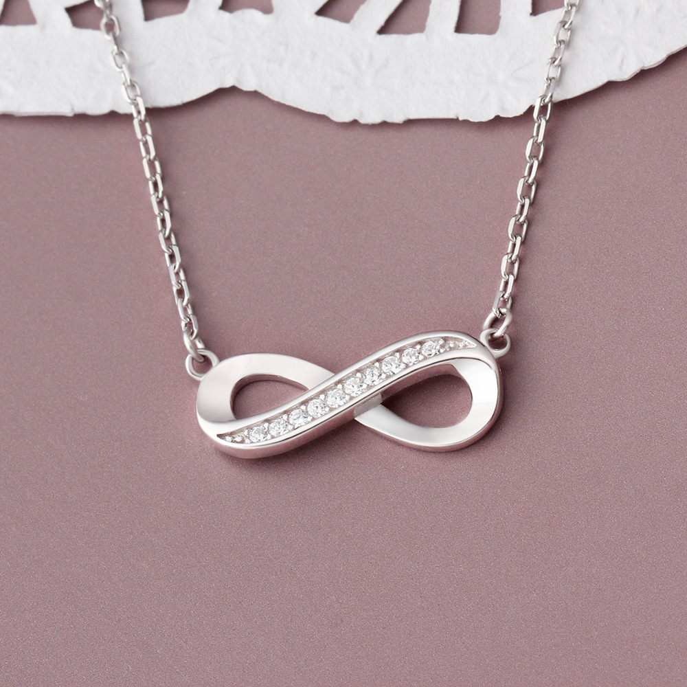 DIP8 women fine jewelry,delicate bowknot pendant,925 sterling silver necklace as gift for beloved lady цена