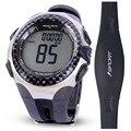 Pulsometer monitor de freqüência cardíaca contador de calorias do relógio cinta esporte correndo relógios de pulso relógio das mulheres dos homens de fitness inteligente