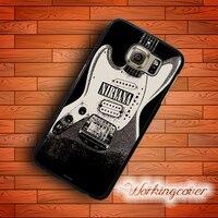Fundas Nirvana Rock Band Guitar Case For Samsung Galaxy S7 S6 S5 S4 S3 Edge Plus