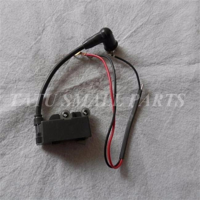 Катушка зажигания в новом стиле для ZENOAH KOMATSU G35L G45L G4K G4LS BK430 G400 3410 4310 G3K BUSHCUTTER воспламенитель газонокосилка, работающая на бензине