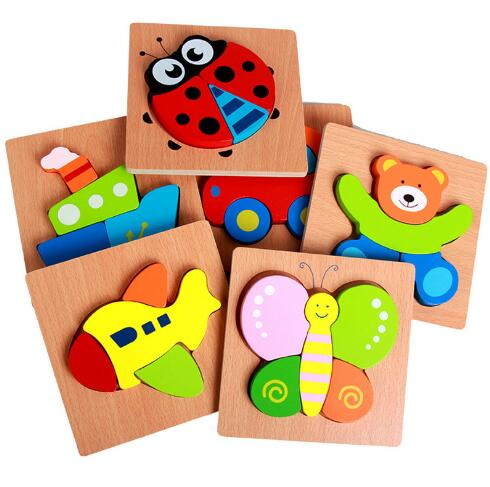 Let's make Wooden Toys Educational Montessori Toys Baby Gift Christmas P resent Wood Kids Toys Wooden Blocks new wood toy big size assembled class corsair ability to exercise your baby educational baby gift wooden blocks free shipping