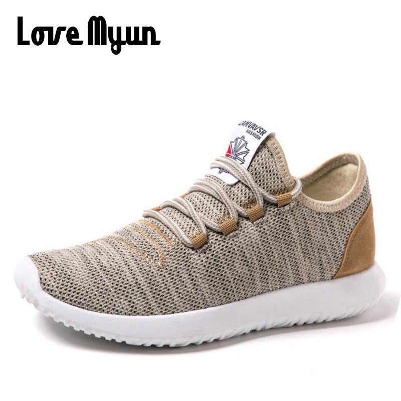 Men Casual Shoes Lightweight Breathable Flats Men footwear Zapatos Hombre Casual Sneaker Men chaussure homme shoes 45.46 LL-41 spring ultra light mens shoes men casual leather mans footwear zapatos hombre presto lace up breathable air chaussure homme 95