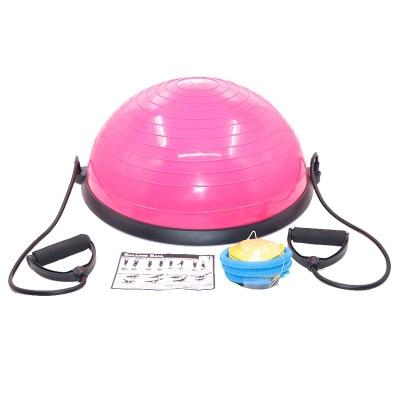 Thick Explosion Proof Yoga Ball Body Balance Half Ball Hemisphere Fitness Pilates Ball Exercise Gym Sport Fitball Pelota Pilates  - buy with discount