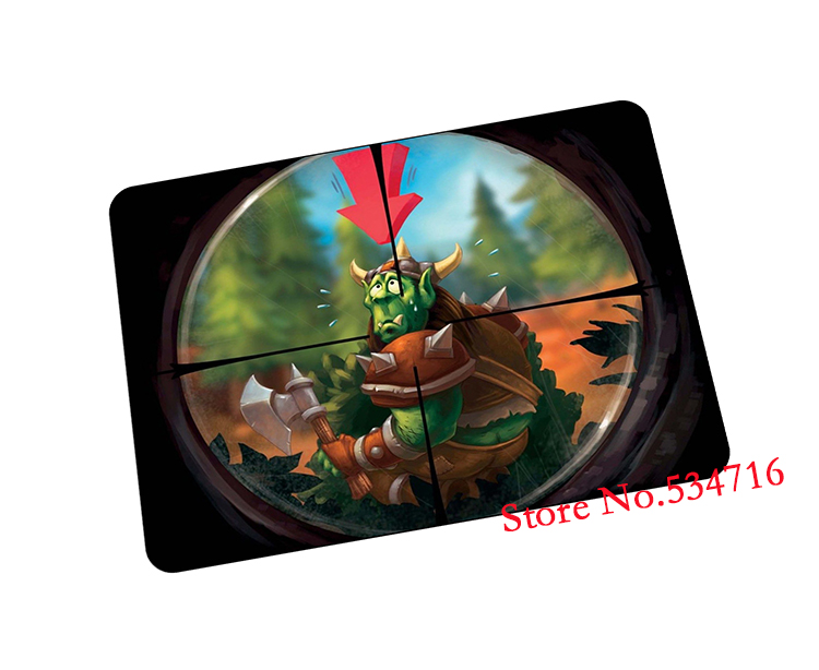 hearthstone mousepad Birthday present gaming mouse pad Beautiful gamer mouse mat pad game computer desk padmouse keyboard mats