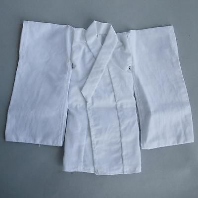 [wamami] Kimono White Bathrobes Clothing Underclothes 1/3 MSD DOLL BJD Dollfie 1 3 1 4 1 6 1 8 1 12 bjd wigs fashion light gray fur wig bjd sd short wig for diy dollfie