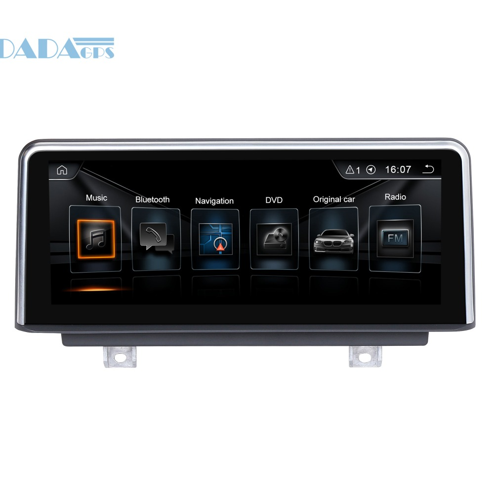 Android Car Audio FOR BMW 1 Series F20 F21 2011-2016 FOR BMW 2 Series F23 2013-2016 Car GPS Navi Radio Stereo all in one