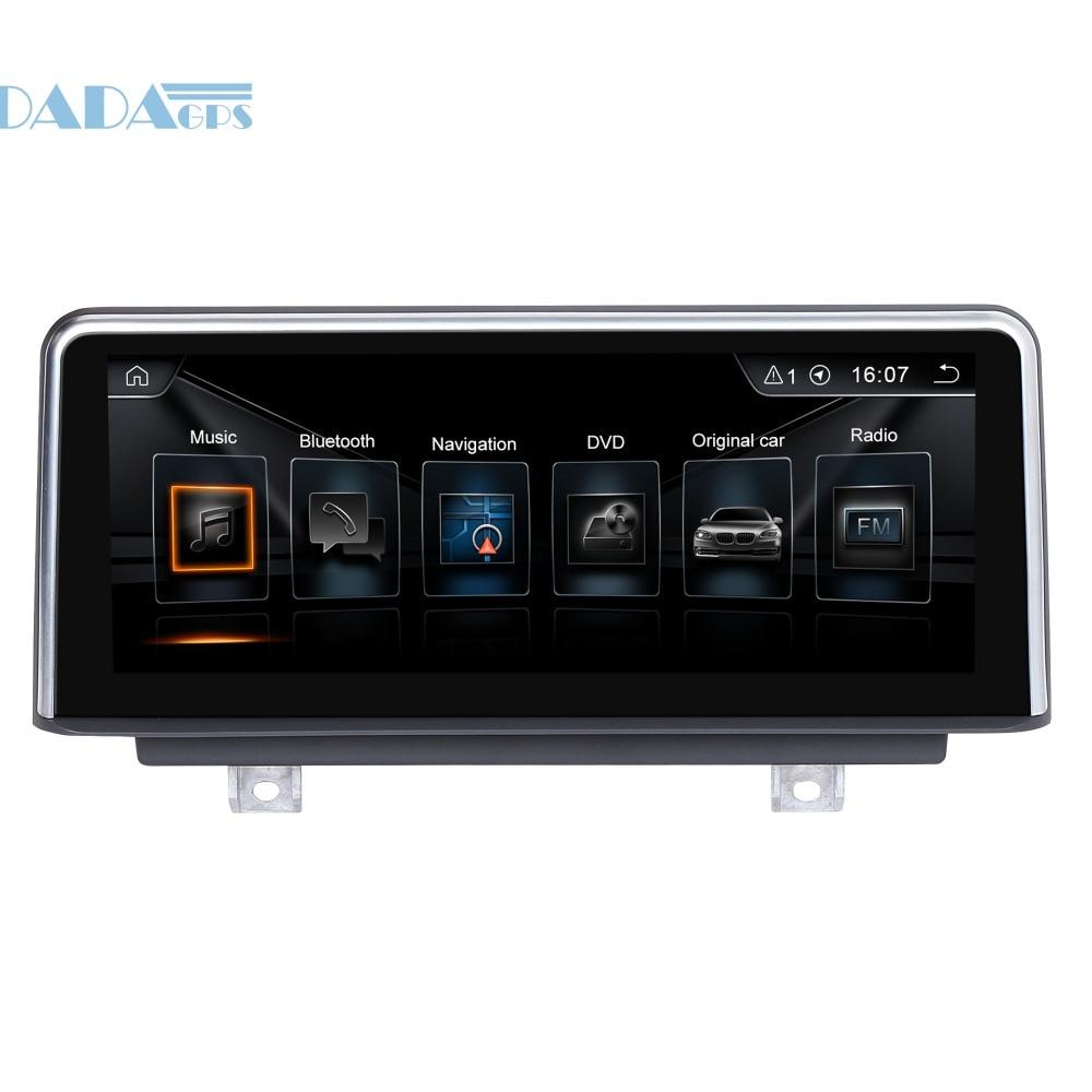 Android Car Audio Voor Bmw 1 Serie F20 F21 2011-2016 Voor Bmw 2 Serie F23 2013-2016 Auto Gps Navi Radio Stereo All In One Een Lang Historisch Aanzien Hebben