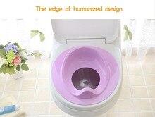 Enfants Enfant Pot Bébé Siège De Toilette/Tapis Bébé de Formation de Pot Chaise Portable Voyage Toilette 1 Pièce