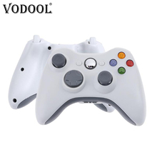 VODOOL USB проводной игровой контроллер беспроводной геймпад Bluetooth для xbox 360 джойстик ПК видео игровая подставка Joypad для xbox 360 Slim