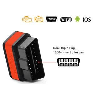 Image 3 - Vgate iCar2 ELM 327 v2.1 obd2 ماسحة wifi محول سيارة التشخيص ل IOS/الروبوت obd odb2 تشخيص السيارات أداة PK elm327 v1.5