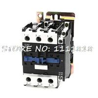50/60Hz Coil Frequency 3 Phase 1NO 1NC Motor Controller AC Contactor 660V 80A