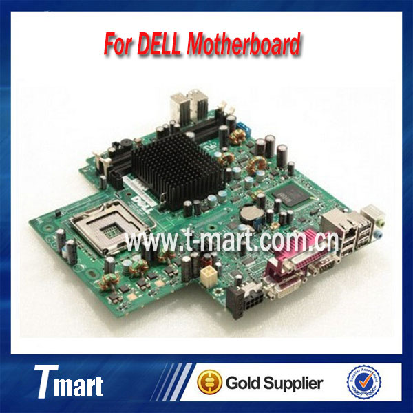 ФОТО 100% working For dell 755 USFF Q35 R092H HX555 Desktop Motherboard  fully tested