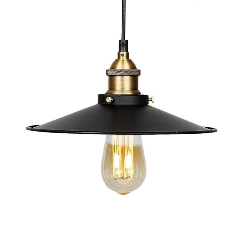 LED Pendant Luster Light Vintage Industrial Lamps Metal Lamp Dining Room Kitchen Lamp Restaurant Bar Counter Attic Lighting