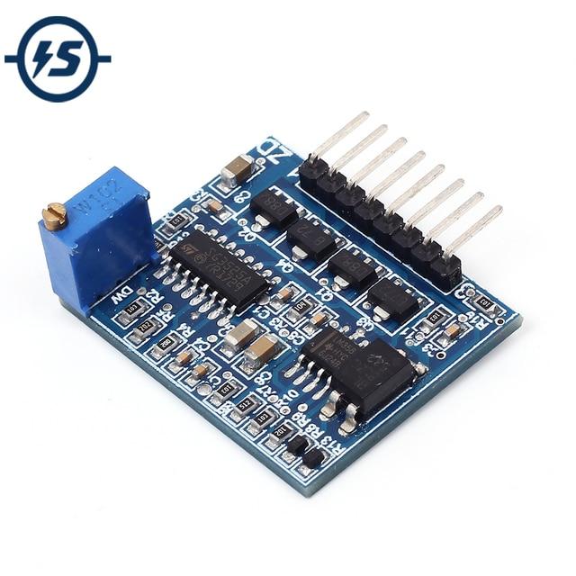 SG3525 LM358 плата драйвера преобразователя 12 V-24 V предусилитель смеситель Drive Модуль частота регулируется 1A