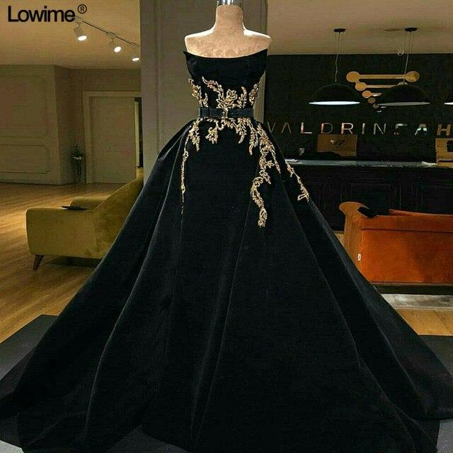 Black Velvet Fabric Ball Gown vestido de festa Quinceanera 2018 Scoop Party  Dress Custom Made vestidos de 15 anos 5af74aa862d5