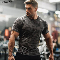2017 New Arrival Shark Stringer T Shirt Men Bodybuilding And Fitness Men S Singlets Tank Shirts