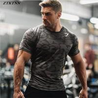 2017 New Arrival Shark Stringer T Shirt Men Bodybuilding And Fitness Men S Singlets Tank Shirts