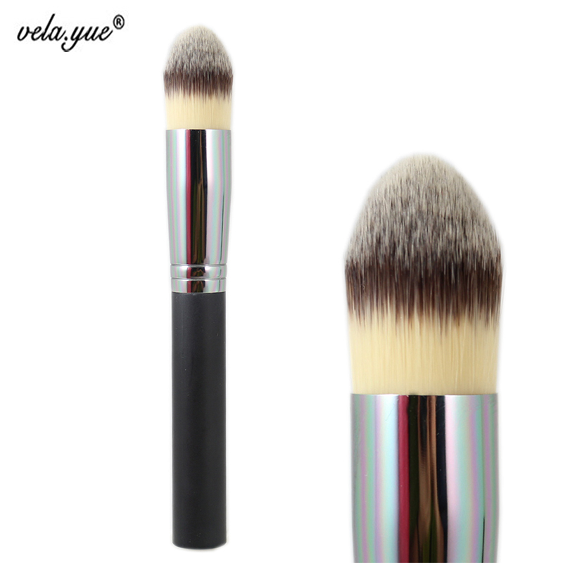 Synthetic Pointed Foundation Brush Large Tapered Contour Powder Kabuki Brush