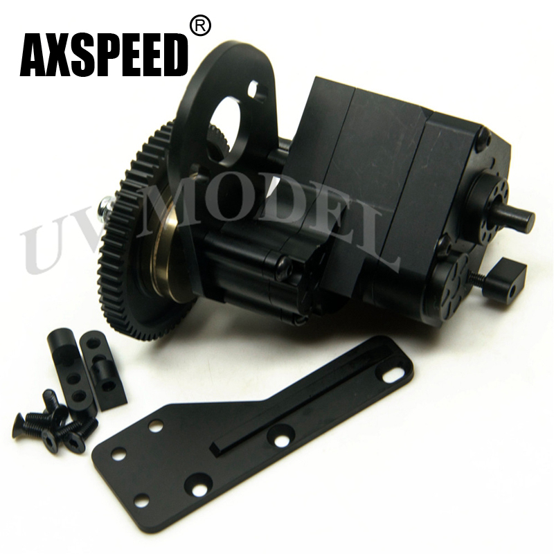 AX2 2 Speed Transmission for Axial Wraith & SCX10 / Honcho